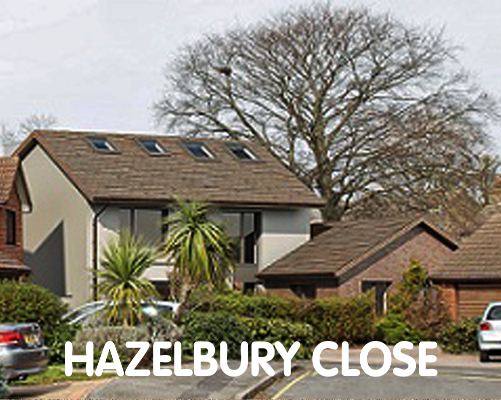 Hazelbury Close Passivhaus